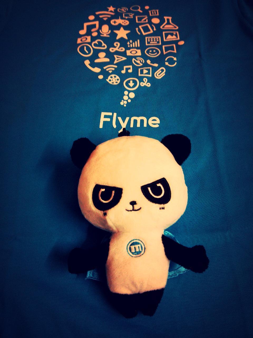 MY BEST SHOT -MEIZU PANDA WITH FLYME