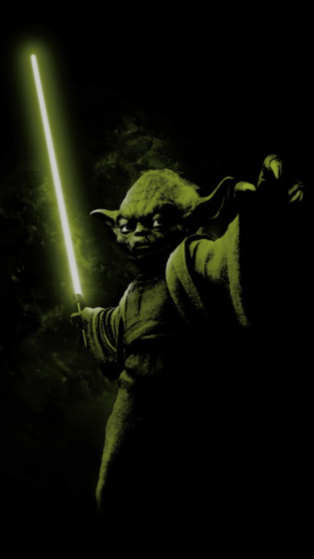 Iphone wallpaper yoda - Tumblr_njereegxum1u6j9ufo1_1280 Png Wallpaper_star_wars_el_despertar_de_la_fuerza_v8_smartphone_jposters Jpg