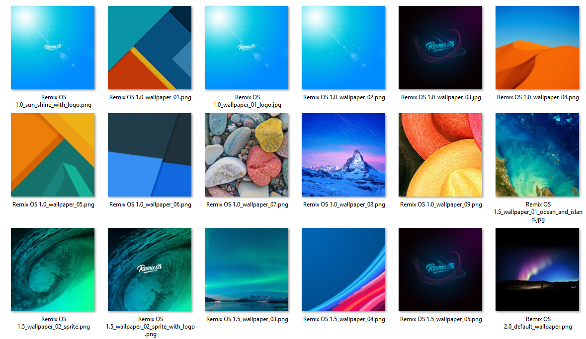 Remix OS Wallpapers Preview.png