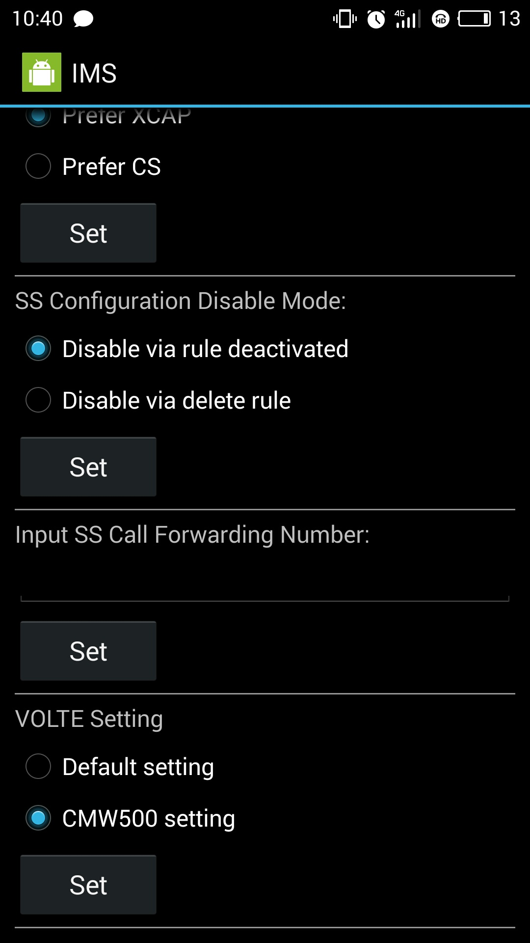 Using HD voice (VOLTE) with Jio 4G network in India without Jiojoin