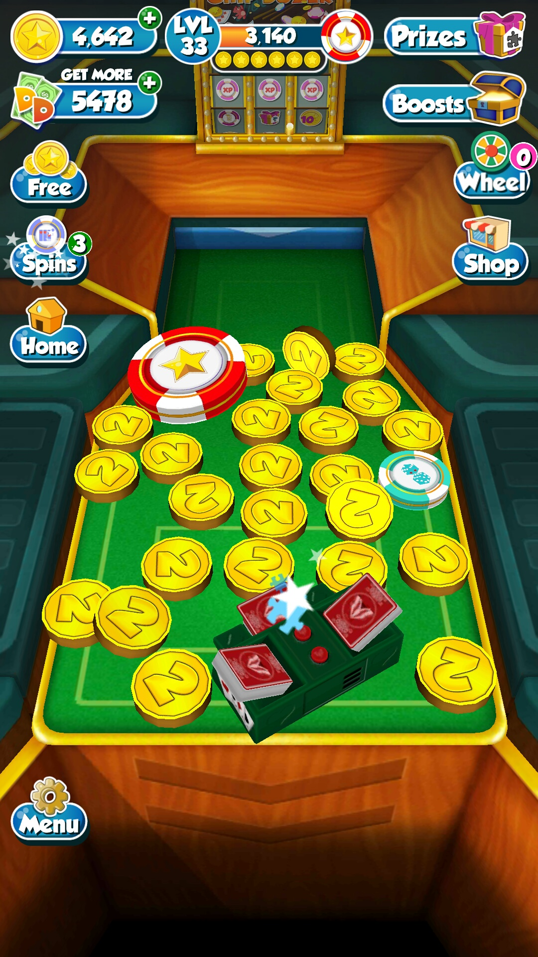 Flyme Resources Team] [Game Review] Coin Dozer-Flyme Official Forum