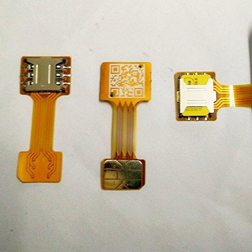 Hybrid SIM Slot Adaptor