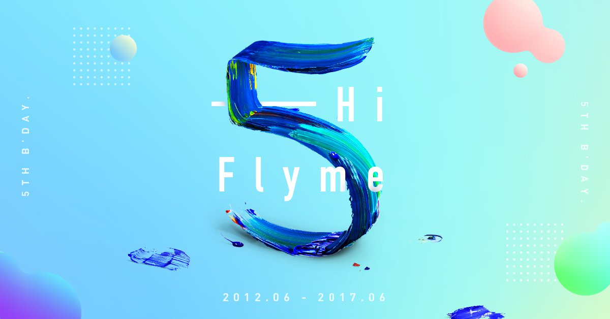 5º Cumple de Flyme