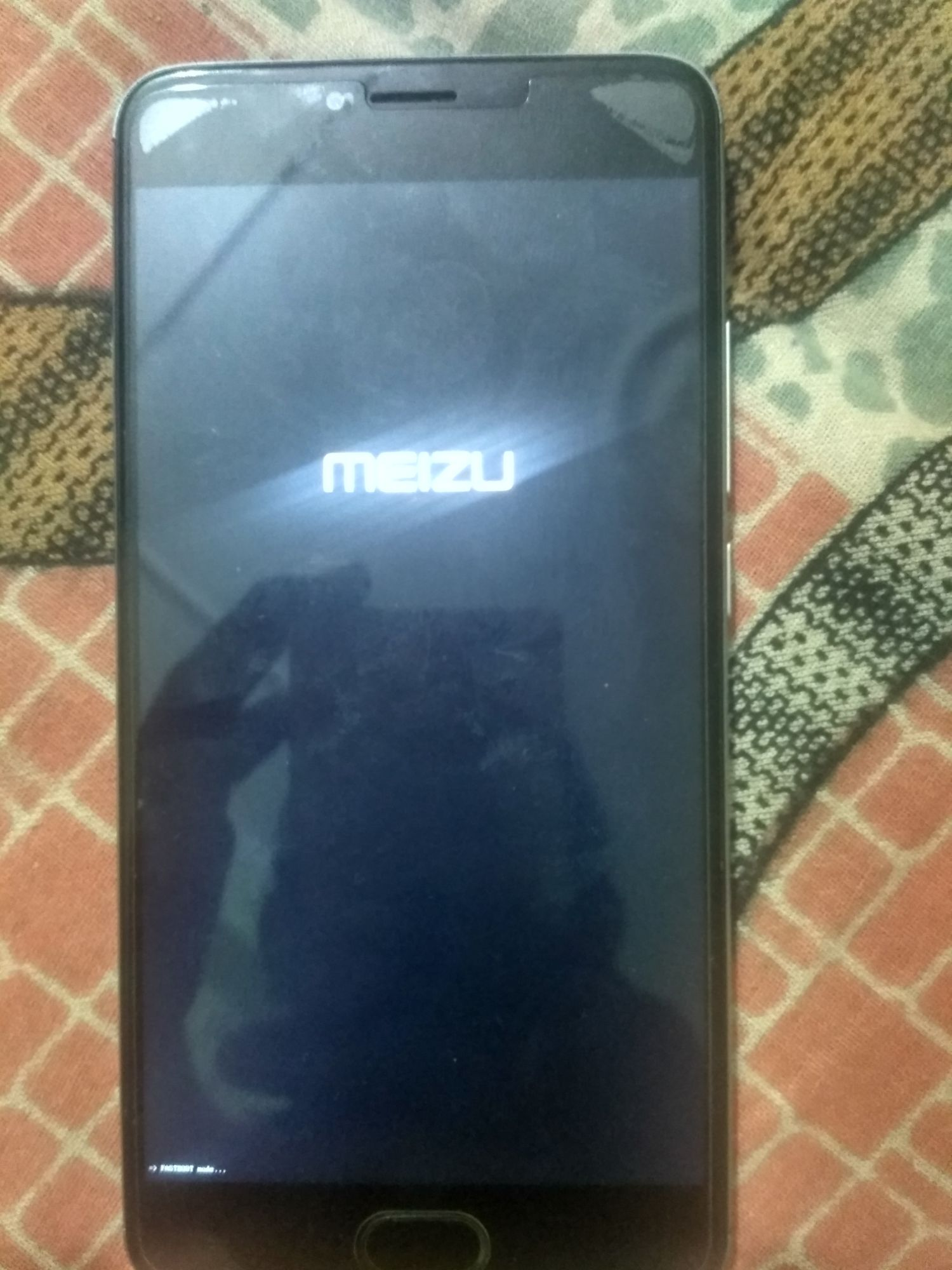 I've bricked my M3 note  [ unbrick help request ]-Flyme