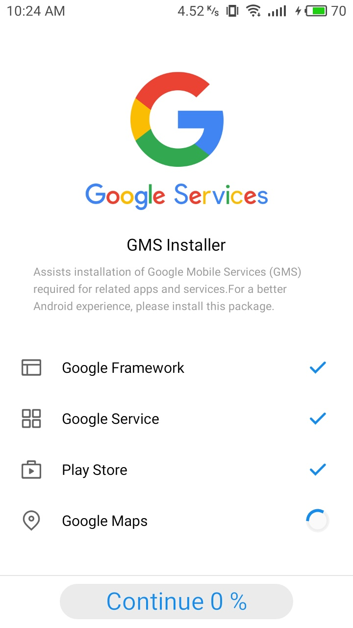 How to install PlayService on Flyme os + Latest apk GMS 4 4 6-Flyme
