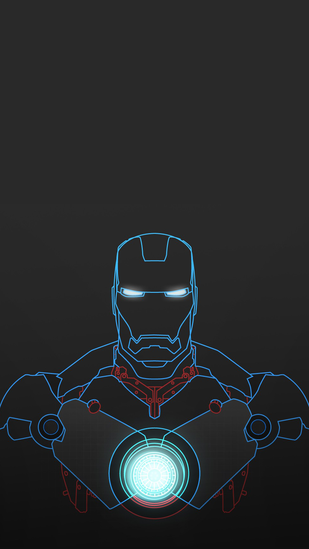 WALLPAPERS IRON MAN Charging Wallpapers LOCKSCREEN Flyme Official