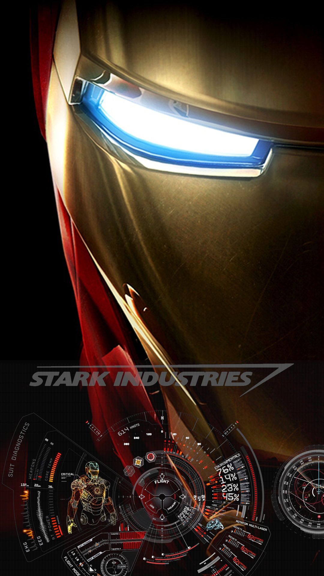 Wallpapers Iron Man Charging Wallpapers Lockscreen Flyme