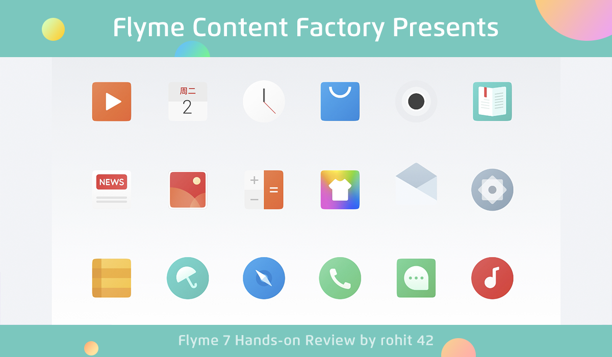 CFT-Review] Flyme 7 Review – What's New in Flyme 7-Flyme Official Forum