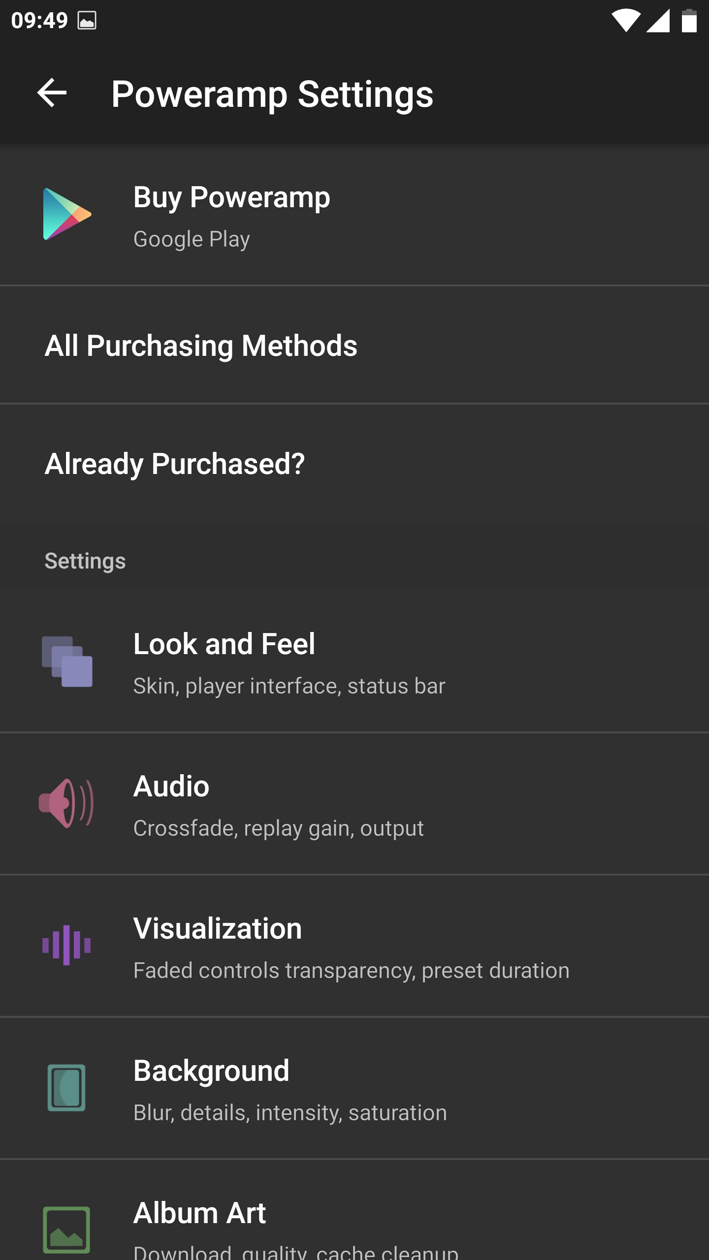 CFT-App Review] Poweramp returns with new UI and features