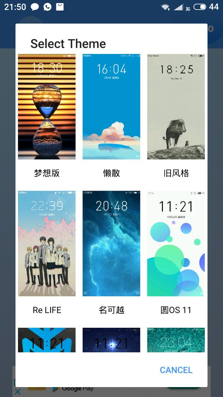 CFT] Flyme Theme Editor-No Root and VERY SIMPLE!-Flyme